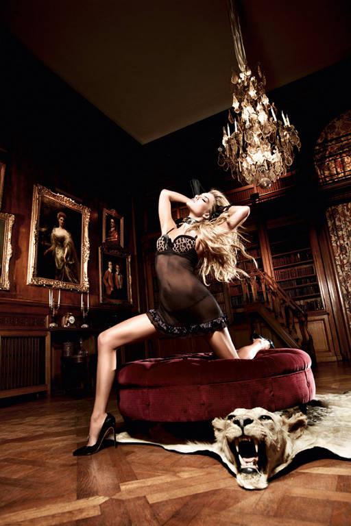 Beauty Inside The Beast: мини-платье