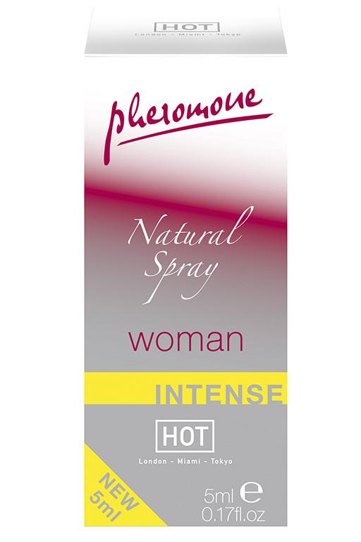 Natural Spray Intense женские духи с феромонами 5мл