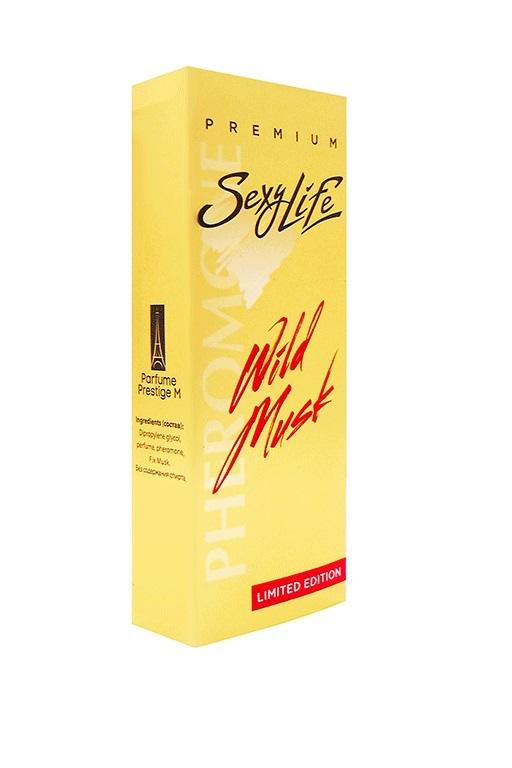 Духи Sexy Life Wild Musk женские № 9 Aoud  Vanille, Montale, 10 мл.