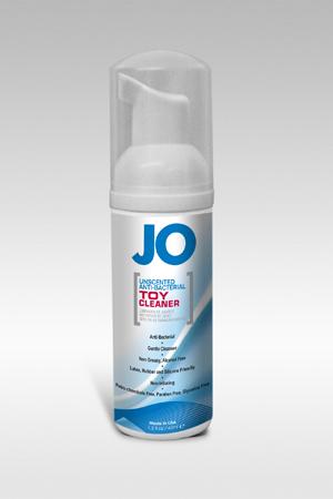 Чистящее средство для игрушек JO Unscented Anti-bacterial TOY CLEANER, 1.7 oz  (50 мл)
