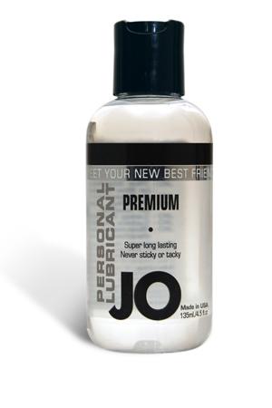 Нейтральный любрикант на силиконовой основе JO Personal Premium Lubricant, 4 oz (120 мл)