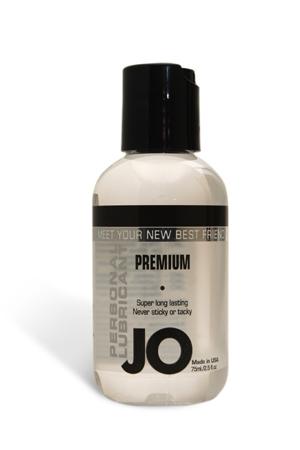Нейтральный любрикант на силиконовой основе JO Personal Premium Lubricant, 2 oz (60мл.)