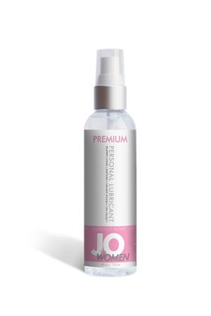 Женский нейтральный любрикант на силиконовой основе JO Personal Lubricant Premium Women 4oz (120 мл)