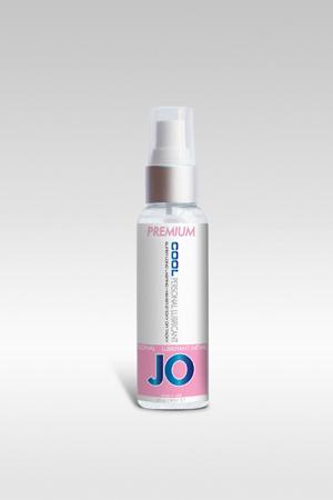 Женский охлаждающий силиконовый любрикант JO Personal Lubricant  Premium Women COOL, 2 oz (60 мл)