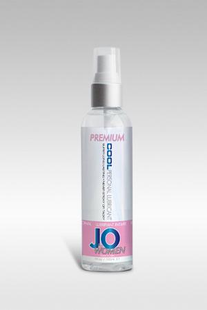 Женский охлаждающий силиконовый любрикант JO Personal Lubricant  Premium Women COOL, 4 oz (120 мл)