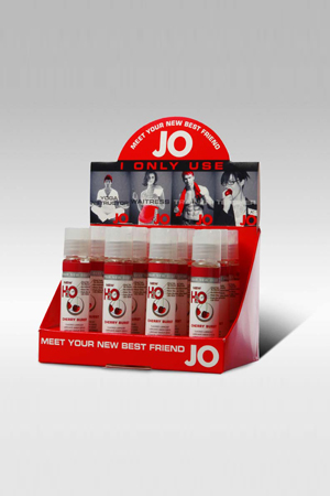 Ароматизированный любрикант JO Flavored Cherry Burst 1oz