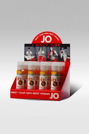 Ароматизированный любрикант JO Flavored Tropical Passion 1oz