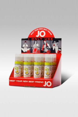 Ароматизированный любрикант JO Flavored Banana Lick 1oz