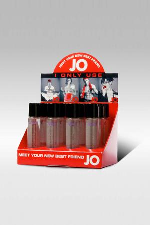 Набор гипоаллергенных любрикантов JO Agape Counter 12х30 мл