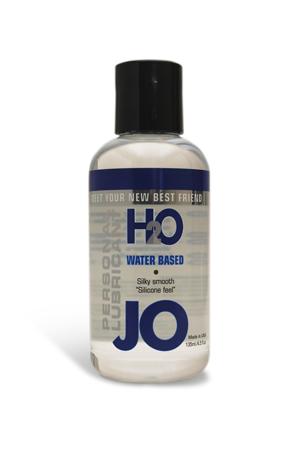 Нейтральный любрикант на водной основе JO Personal Lubricant H2O, 4 oz (120мл.)