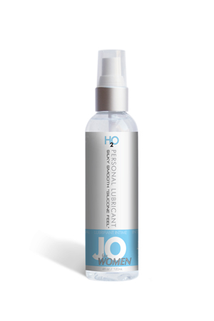 Женский нейтральный любрикант на водной основе JO Personal Lubricant H2O Women, 4 oz (120 мл)
