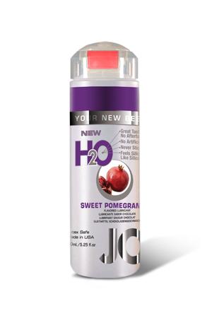 Ароматизированный любрикант на водной основе JO Flavored Sweet Pomegranate , 5.25 oz (150 мл)