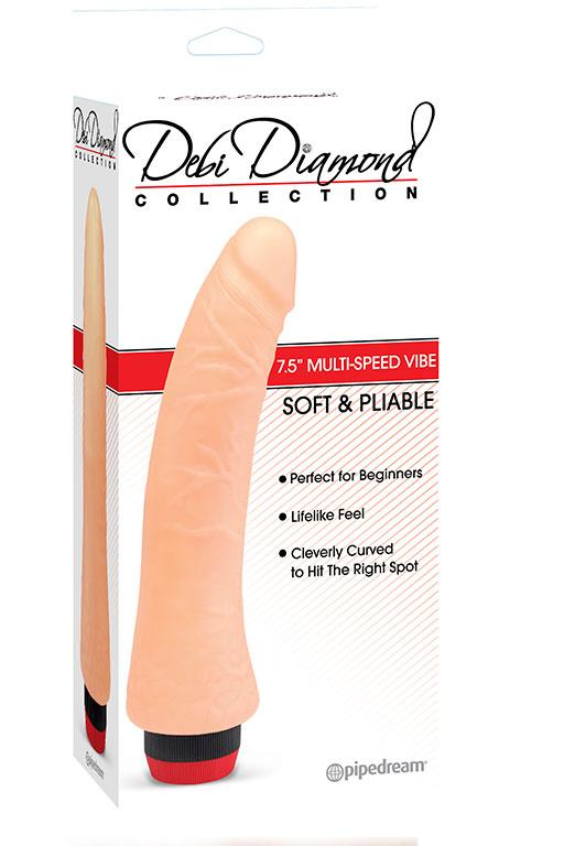 Фаллоимитатор Debi Diamond Collection 2