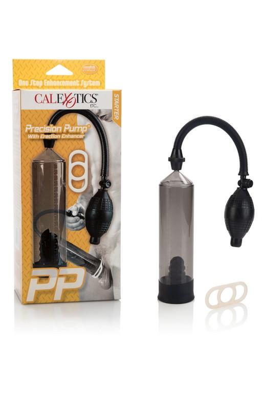 Помпа из силикона  Precision Pump With Enhancer