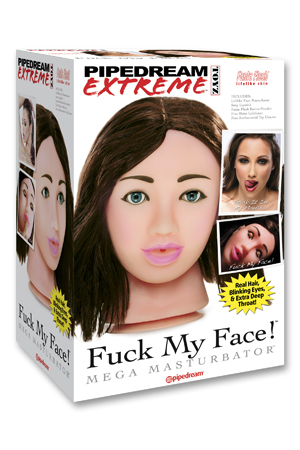 Голова маструбатор Fuck My Face