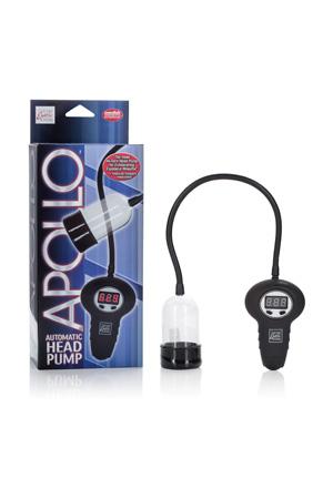 Помпа для головки Apollo™ Automatic Head Pump™ автоматическая прозрачная