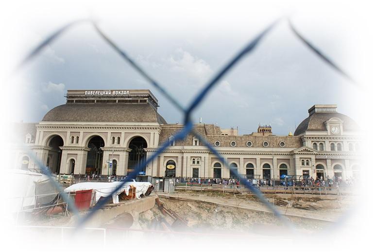 Застройкой Павелецкой площади может заняться компания Игоря Ротенберга