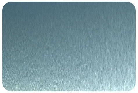 GRC-0005   Царапанное серебро/brushed
