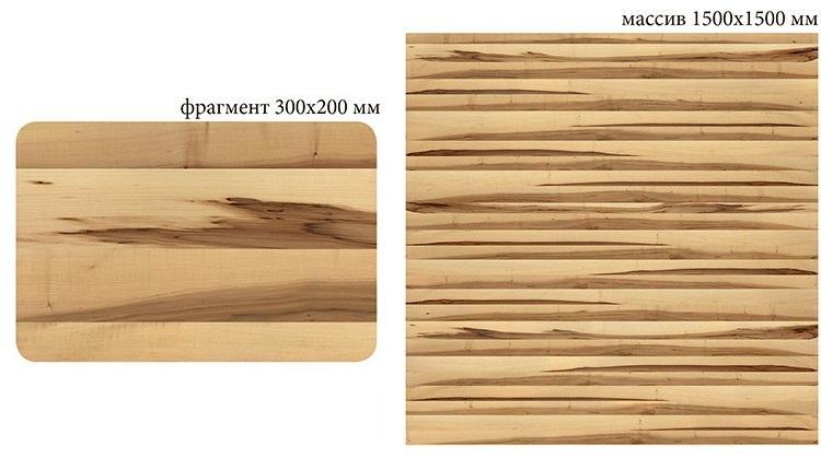 W-022 Maple core